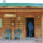 our cabin