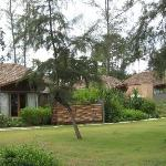 Private suites/villas