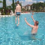 Pool at the Worldquest Resort