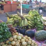 Market in Roseau