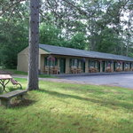 Foto de Batcke's Baldwin Creek Lodge