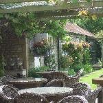 Wonderful Garden and outdoor terrace