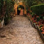 Le jardin de la Villa Ephrussi de Rotschild