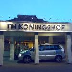 Entrance of nH Koningshof