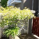 patio door entrance