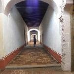 Los pasillos llenos de historia interminable