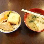 breakfast - Japonese Style