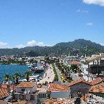 View of Marmaris from the castle