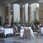 Main Restaurant Outdoors