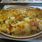 3 Egg Omelet and home fries