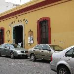 The street La Casa is located on is lined with shops and great restaurants at affordable prices.