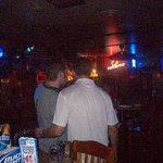 Friends Singing Karaoke