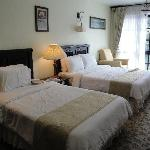 Triple Room with a Queen and Single Bed
