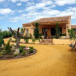 Terraza Villa Rustica