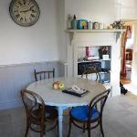 Flourish - Kitchen Dining Area