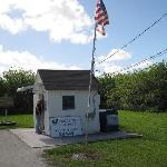 Smallest post office in the U.S. !