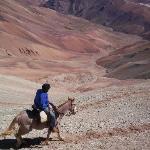 Cruce de Los Andes a Caballo