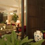 parto of lobby area  hotel dei borgognoni rome