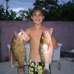 Johnny's trip to the Florida Keys fishing charter w/ Captain Brad!