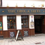 The Grog & Gruel Outside