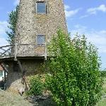 Windmill used for winetasting
