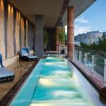 ARIA Spa Pool