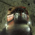 The club in the mine