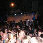SMALL stage at Starland