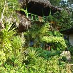 Ecological accomodations with view to Peten Itza