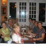 Team Dinner June 2010