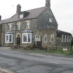 Goathland Hotel, setting for the TV series Heartbeat.  Looks great on the outside but falls shor