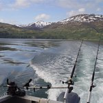 Alaskan Fishing Scenery