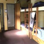 shared dorm with ensuite