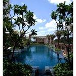 The pool at Hyatt Bangalore MG Road