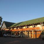 Knysna Log Inn Hotel