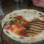 grilled tunafish mmmm...