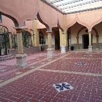 Meeting Center at ex - Hacienda La Petaca