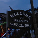 Welcome to the Nautical Mile