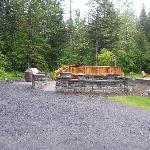 Barbeque and picnic area