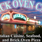 Welcome to the Brick Oven