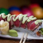 The Tampa Roll - delicious!