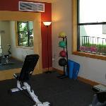 more fitness center