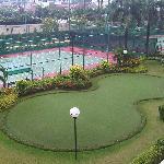 Putting Golf & Tennis Courts