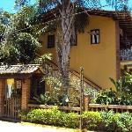 Ilha Inn from Rua Santana