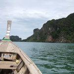 Longboat to Railey 6o Baht