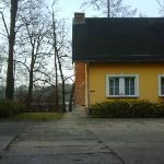 Aussenansicht Gästehaus