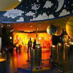 Salle des planètes Ludiver