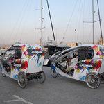 Biketaxi Tours Malaga Foto