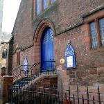 Hall Street and Dumbarton Road (Morison Memorial Church) (22/03/2010)