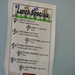 Jake's Lunch Specials